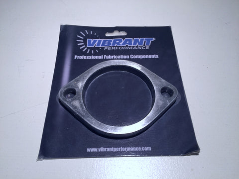 "Vibrant Performance 2-bolt Stainless Steel Flange (3"" I.D.) -Flange"
