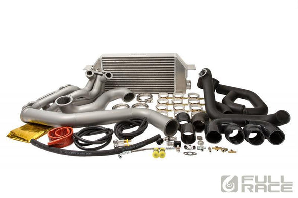 Full Race Honda S2000 Forward Facing Twinscroll EFR External Wastegate Turbo Kit
