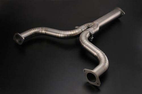 Tomei Full Titanium Mid Y Pipe - Nissan Z33 350Z