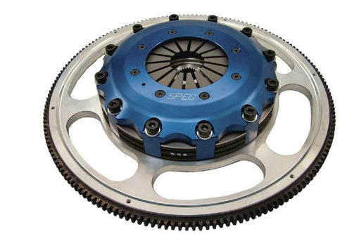 SPEC Mini Twin Clutch Kit R-Trim: Nissan 240SX 2.4L KA24 1989-1998, SPEC Clutch SN54MTR