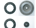 Nismo Super Coppermix Twin Plate Clutch & Lightweight Flywheel Kit - Nissan Skyline RB (Push Type)