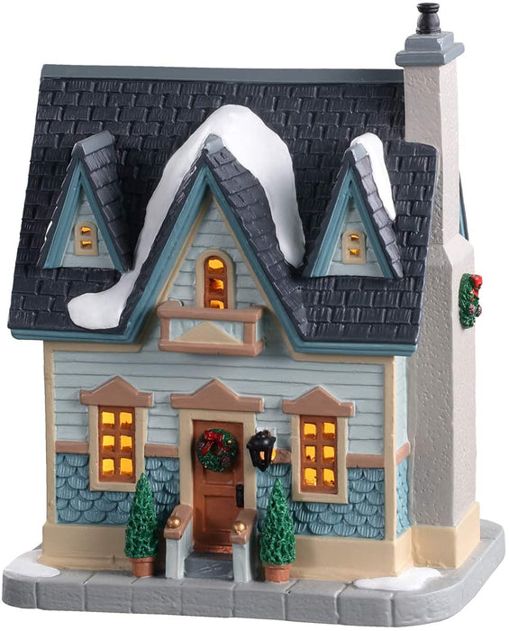 Lemax Our Town Home   #05670   Free Shipping
