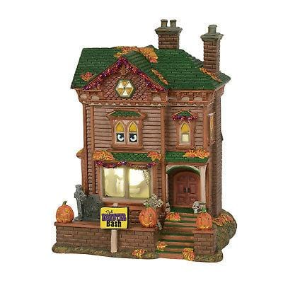 Dept 56 Halloween 2018 Monster Mash Party House #6000659     Free Shipping 48 States  2018