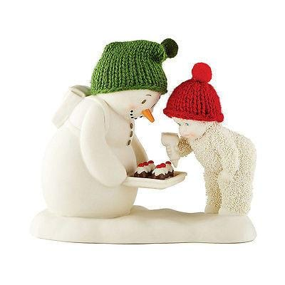 Dept 56 Snowbabies 2016 Icing On The Cakes #4051855 NIB FREE SHIPPING 48 STATES