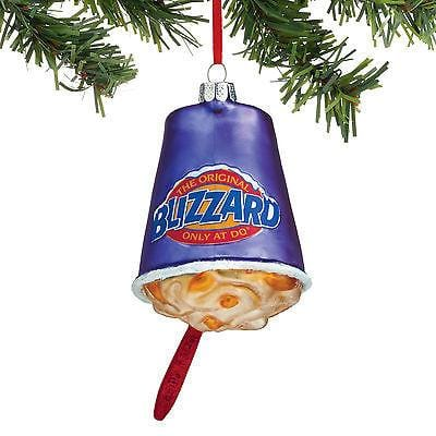 Dept 56 2016 DQ Cookie Blizzard Ornament #4051755     FREE SHIPPING 48 STATES