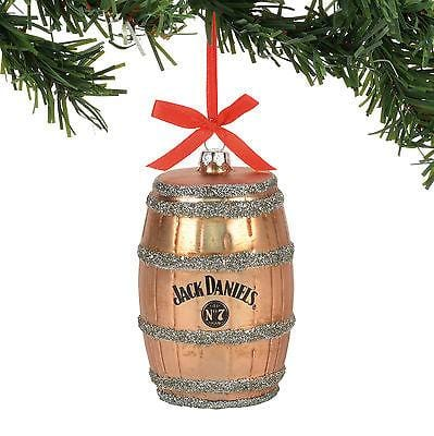 Dept 56 2017 Jack Daniel's Barrel Ornament #4057388 NEW FREE SHIPPING 48 STATES