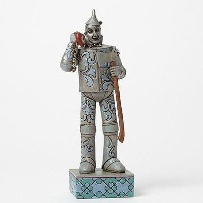 Jim Shore The Wizard Of Oz Tin Man With Heart #4045419 NIB FREE SHIPPING OFFER