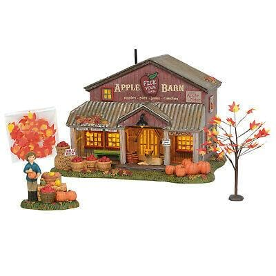 Dept 56 Halloween 2019 Apple Barn #6003156 Free Shipping 48 States 2019