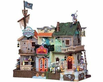 Lemax 2014 Pirates Pub & Grub #85666 NIB