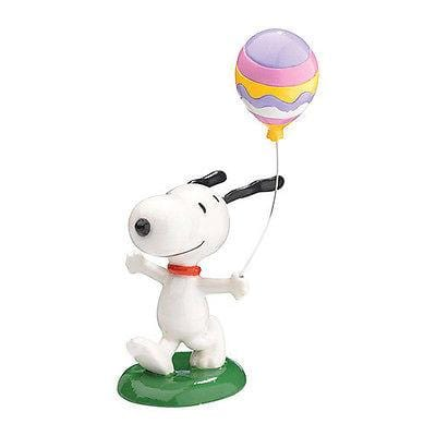 Dept 56 Peanuts 2015 Snoopy's Easter Balloon #4043254 NIB FREE SHIPPING OFFER