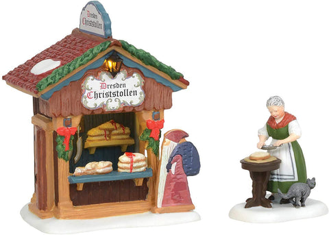 Alpine Village Xmas Market Holiday Bread 6004805   Free Shipping 48 States 2019