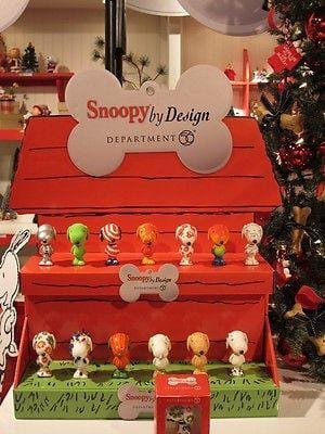 Dept 56 Peanuts Snoopy By Design Displayer Only #4036187 NEW
