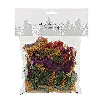 Dept 56 Village Vibrant Moss #4037201 NEW FREE SHIPPING 48 STATES
