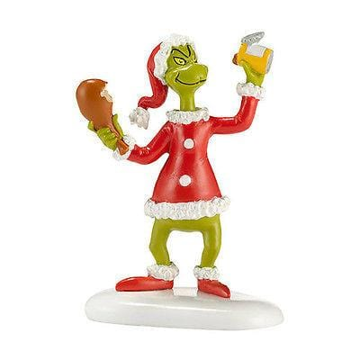 Dept 56 Grinch 2013 The Last Can Of Who Hash #4032676 NIB FREE SHIPPING