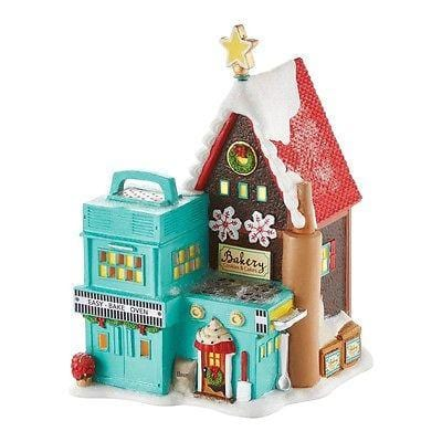 Dept 56 North Pole 2015 Hasbro Easy-Bake Bakery #4049202 NIB FREE SHIP 48 STATES