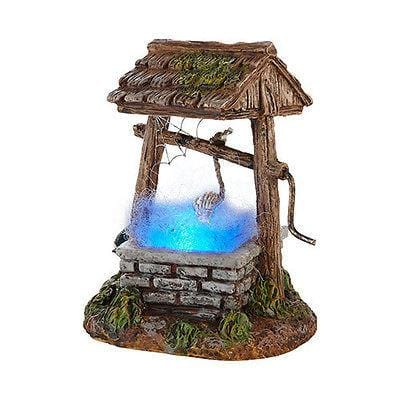 Dept 56 Halloween 2013 Haunted Well #4030787 NIB FREE SHIPPING 48 STATES