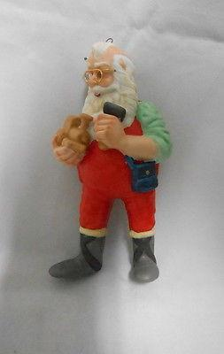 Hallmark 1984 Lighted Santa's Workshop NIB FREE SHIPPING 48 STATES