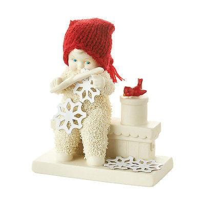 Dept 56 Snowbabies 2016 Making Snow #4051932 NIB FREE SHIPPING 48 STATES