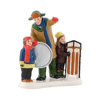 Dept 56 Snow Village 2015 Christmas Vacation Bingo #4042410 NIB FREE SHIP 48 STA