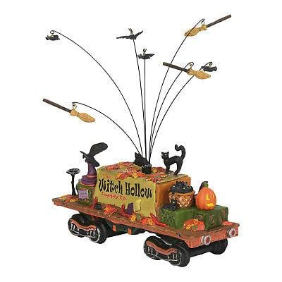 Dept 56 Halloween 2016 Witch Hollow Supply Car #6002302 NIB FREE SHIP 48 STATES   2018