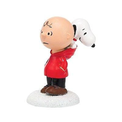 Dept 56 Peanuts Dog In The Hood #4038644 NIB FREE SHIPPING 48 STATES