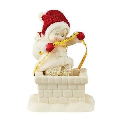 Dept 56 Snowbabies 2015 Measure Twice Deliver Once #4045668 NIB FREE SHIP 48 STA