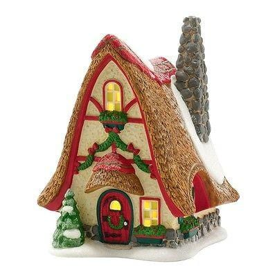 Dept 56 North Pole 2014 Tinker's Tiny Home #4036547 NIB FREE SHIPPING 48 STATES