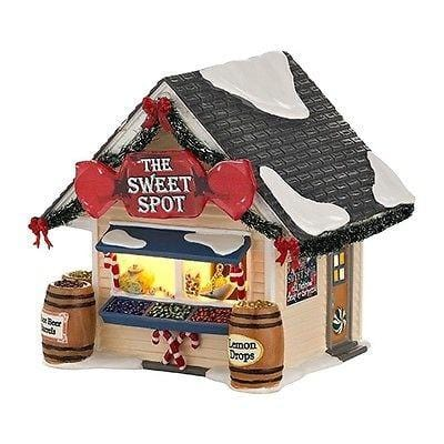 Dept 56 Snow Village 2013 The Sweet Spot #4030738 NIB