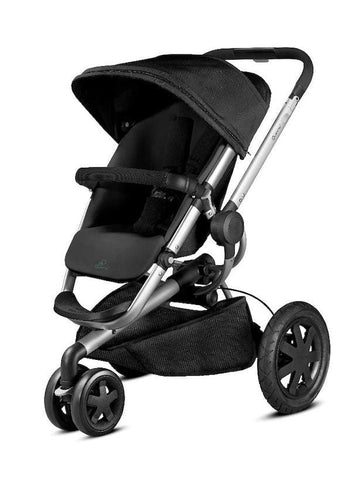 Quinny Buzz Xtra Stroller - Rocking Black    Free Shipping 48 States