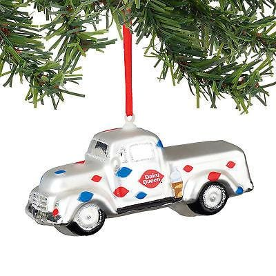 Dept 56 DQ Vintage Truck Ornament #4045069   FREE SHIPPING 48 STATES