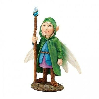 Dept 56 Garden 2014 Fritz Fairy Figure #4039865 NEW FREE SHIPPING 48 STATES