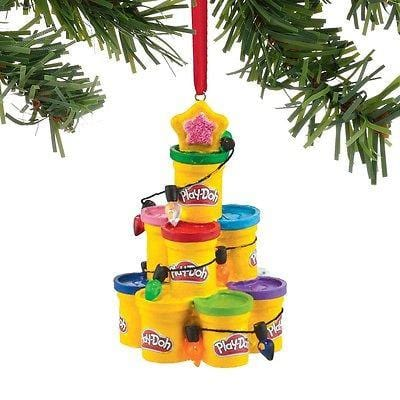 Dept 56 2015 Hasbro Play-Doh Tree Ornament #4051767    FREE SHIPPING 48 STATES