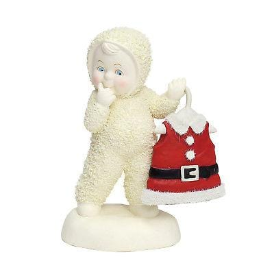 Dept 56 Snowbabies 2018 Baby's Got New Clothes #6000843 NIB FREE SHIP 48 STATES   2018