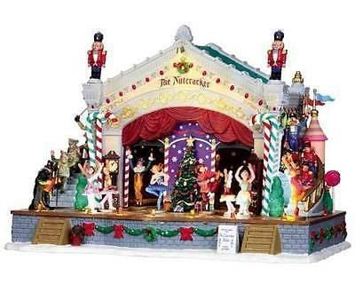 Lemax 2012 Nutcracker Suite (Set/7) #05071 SEE NOTE FREE SHIPPING 48 STATES