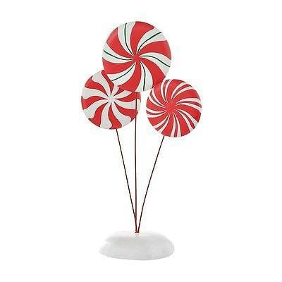 Dept 56 2016 Peppermint Trees #4054225 NIB FREE SHIPPING 48 STATES