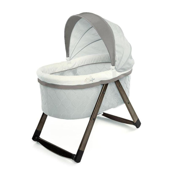 Ingenuity FoldAway Rocking Wood Bassinet - Carrington    Free Shipping 48 States