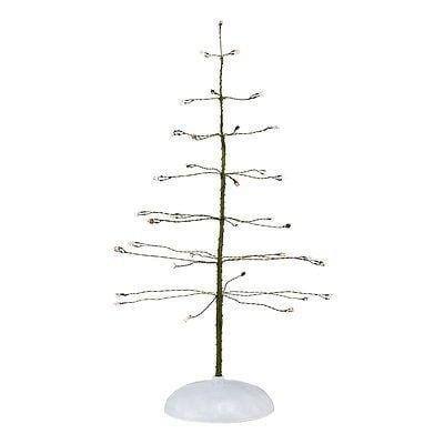 Dept 56 2014 Red & White Twinkle Brite Tree #4038812     FREE SHIPPING OFFER