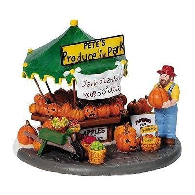 Dept 56 CIC Pumpkins In The Park #59402 NIB FREE SHIPPING 48 STATES