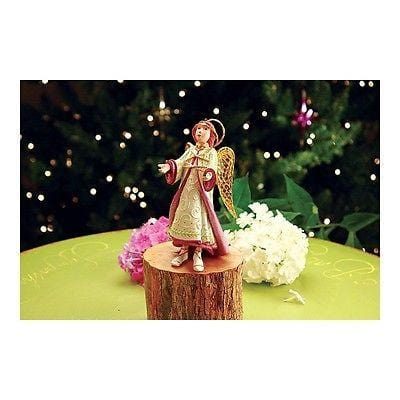 Patience Brewster LLS Signature Reverent Angel Ornament #08-30675     FREE SHIP