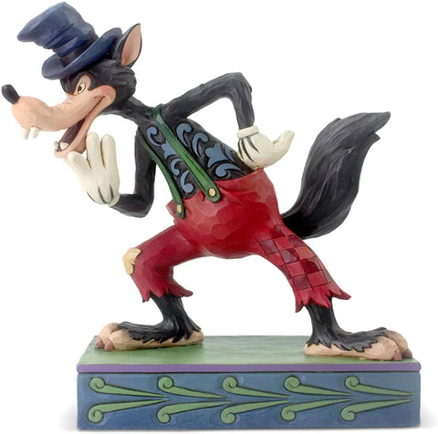 Disney Traditions Big Bad Wolf 6005973  Free Shipping 48 States 2019