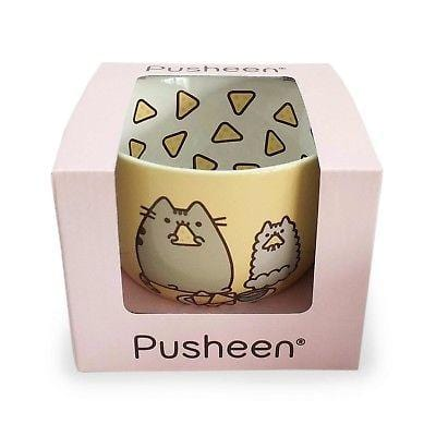 Enesco Our Name Is Mud 2018 Pusheen Chips Snack Bowl #6001939    Free Shipping 48 States