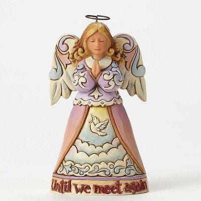 Jim Shore 2015 Mini Bereavement Angel #4052070 NIB FREE SHIPPING 48 STATES