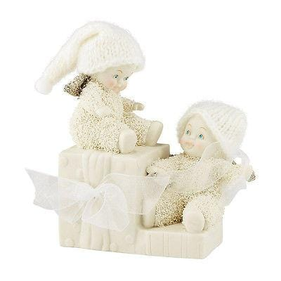 Dept 56 Snowbabies 2016 Dream Angel Gifts #4051889 NIB FREE SHIPPING 48 STATES