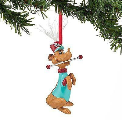 Dept 56 Grinch 2015 Band Max Ornament #4044938 NEW FREE SHIPPING 48 STATES