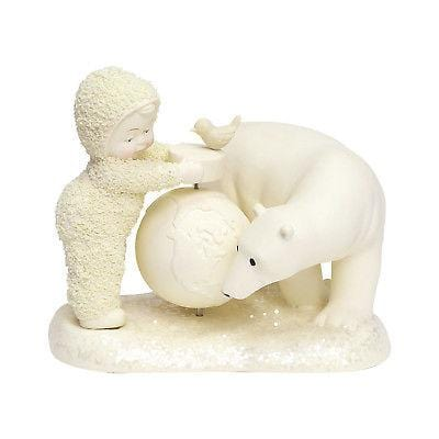 Dept 56 Snowbabies 2018 Peace On Earth #6001886 NIB FREE SHIPPING 48 STATES    2018