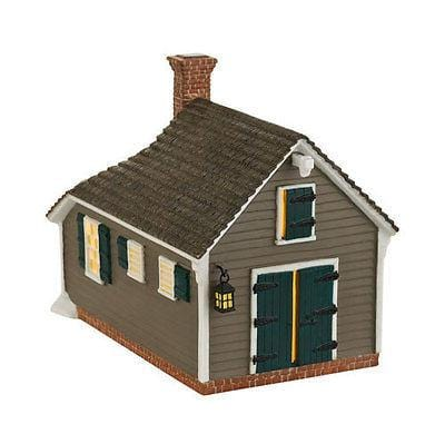 Dept 56 Williamsburg Alexander Purdie Stable #4025419 NIB FREE SHIPPING 48 STATE