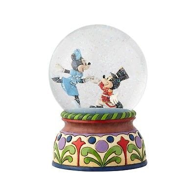 Jim Shore Disney Traditions 2018 Nutcracker Musical Waterball #6000944 Free Shipping 48 States    2018