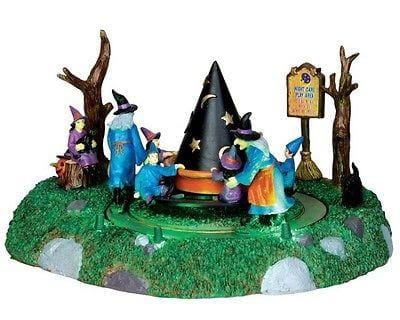 Lemax 2014 Halloween Playtime #44733 NIB FREE SHIPPING OFFER