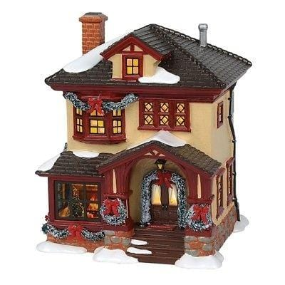 Dept 56 Snow Village 2018 The Other Grandma's House #6002880   Free Shipping 48 States   2018