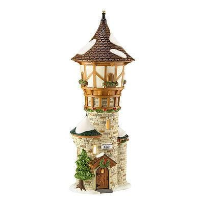 Dept 56 Alpine 2011 Black Forest Tower #4020169 FREE SHIPPING 48 STATES